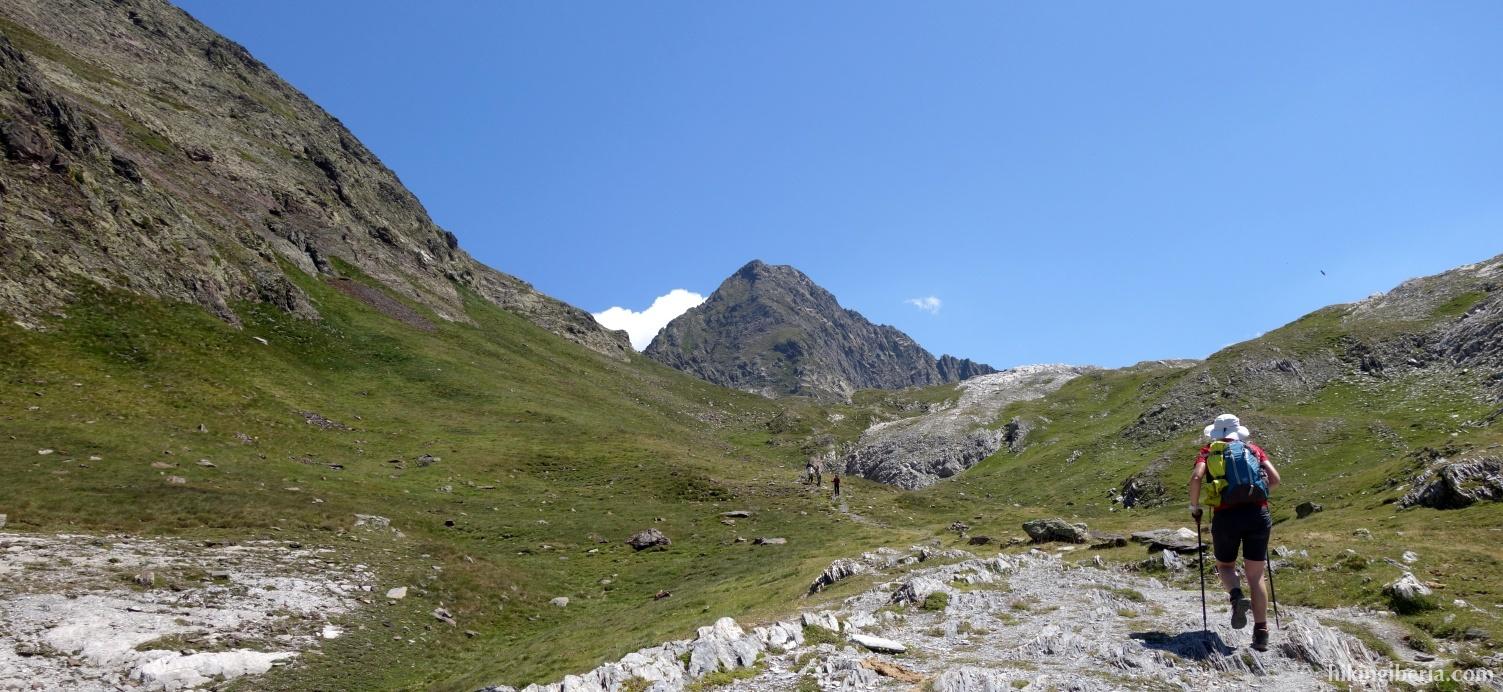 Klim naar de Pico Salbaguardia