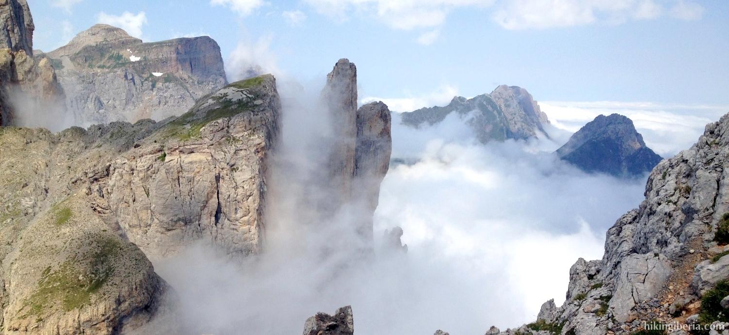 Vista desde el Pico Sobarcal