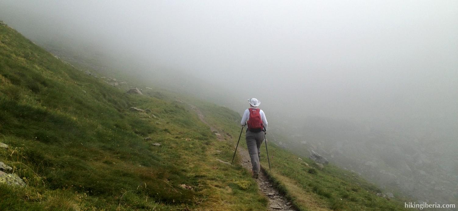 Ascent to the Puerto de Bujaruelo