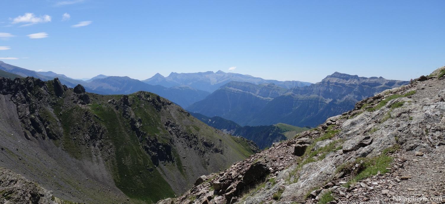 Aufstieg zum Pico Robiñera