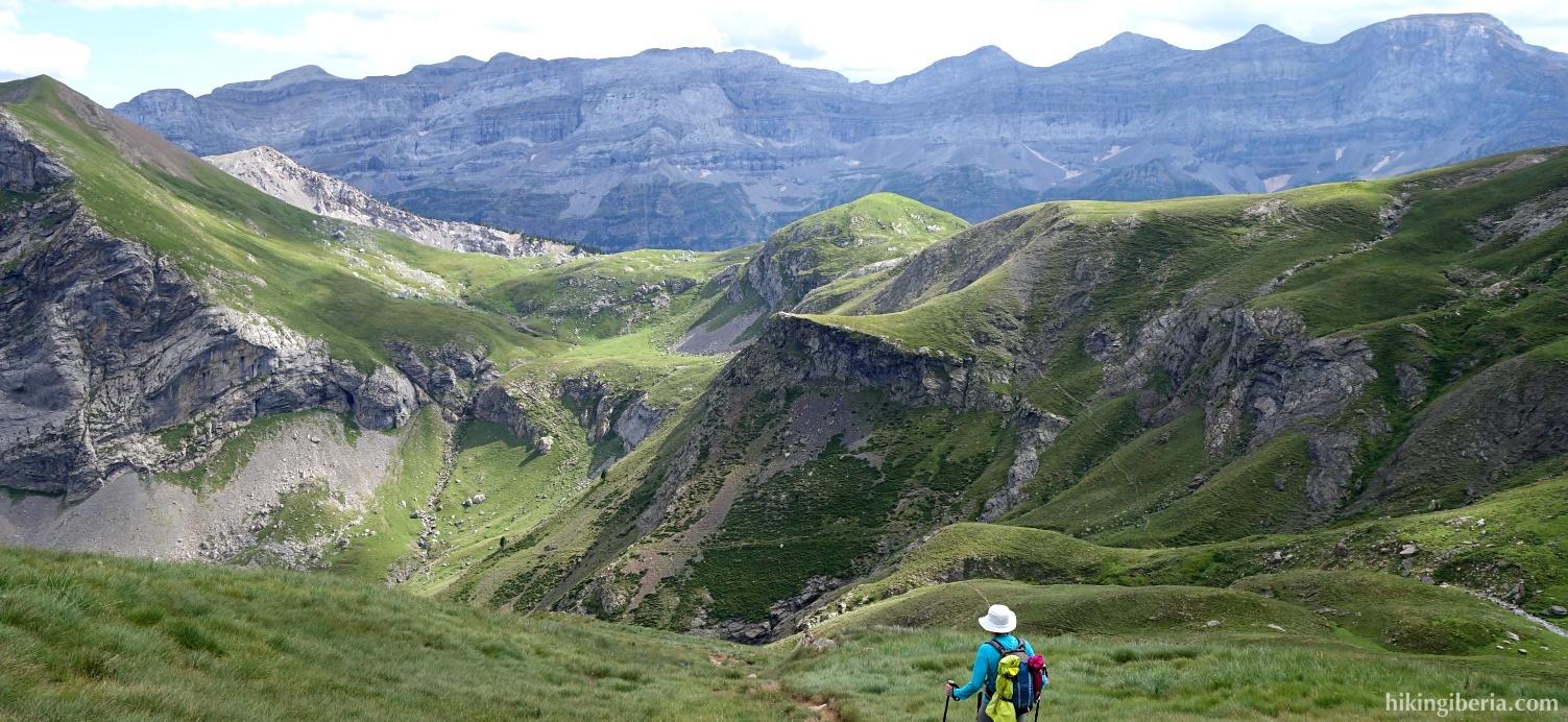 Trail through the Barranco de Pietramula