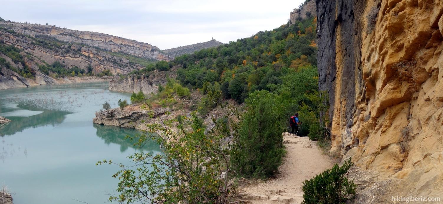 Trail to La Masieta