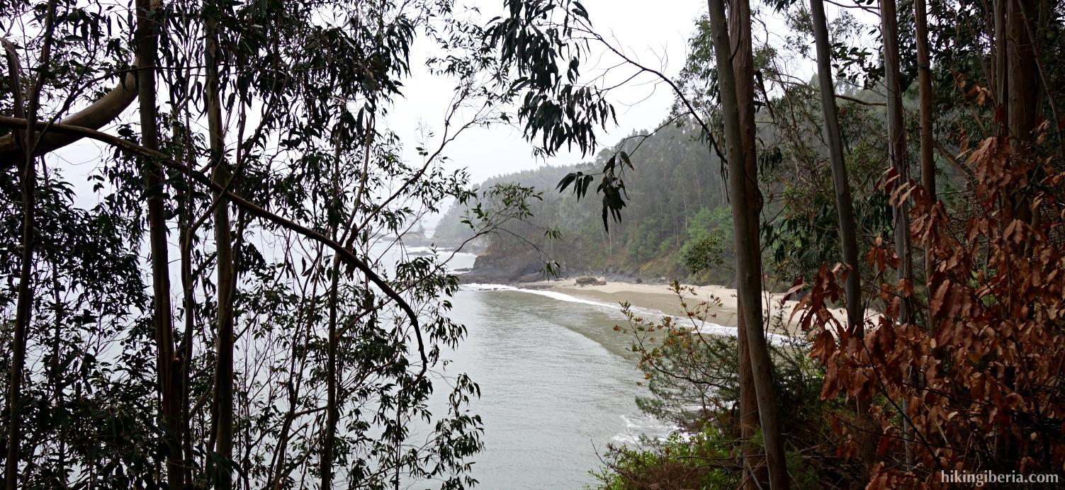 Beach of Arnela