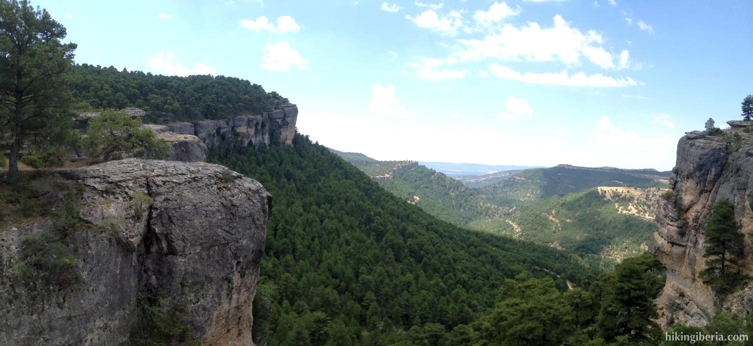 Vista desde el Camino de Fuente la Zarza