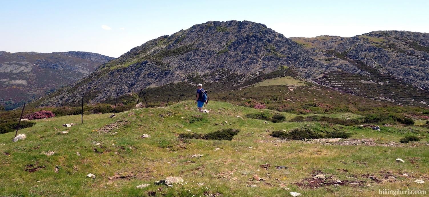 Camino al Pico del Granero