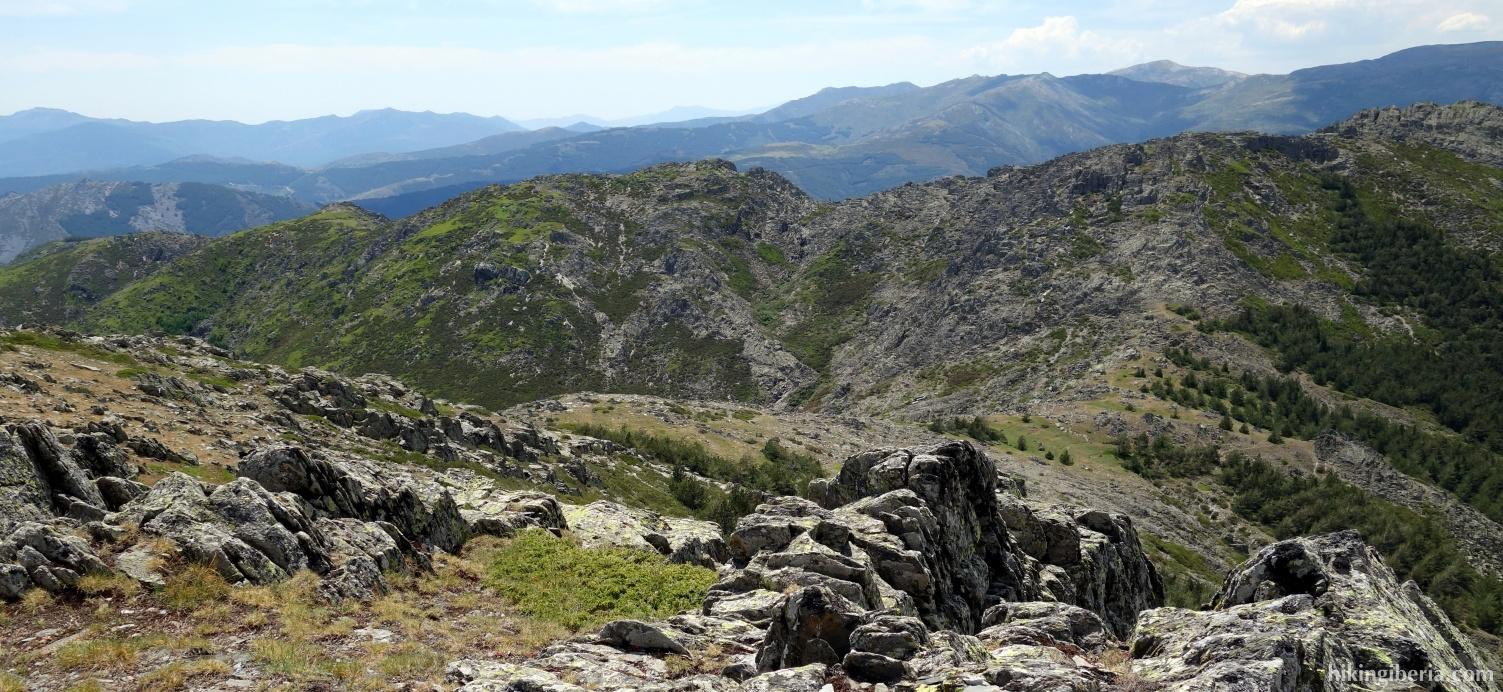 Uitzicht vanaf Atalaya