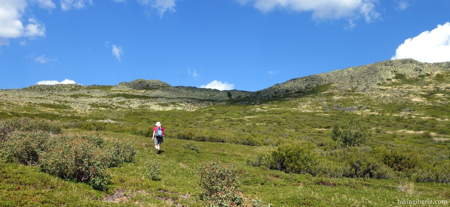 Camino al Campachuelo