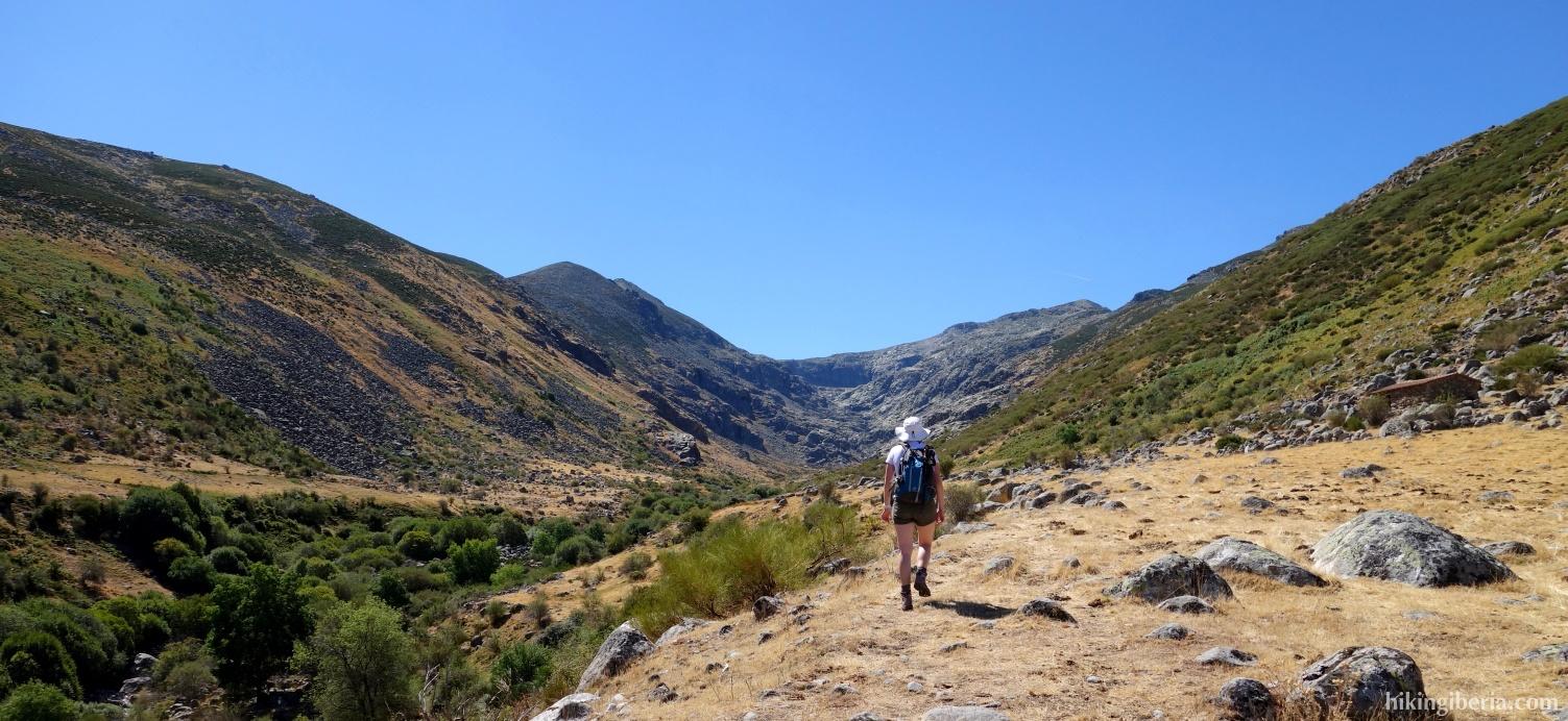 Pad naar Cerro Camocho