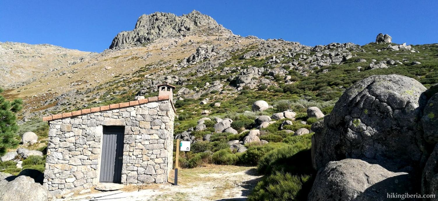 Refugio de las Campanas