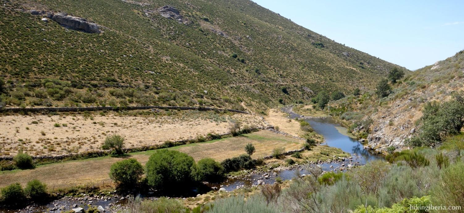Der Fluss Tormes