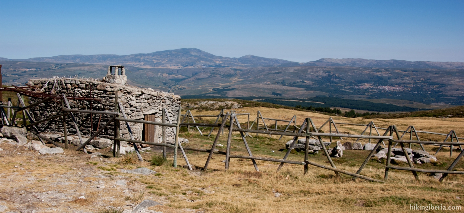 Berghütte von Los Cernuvales