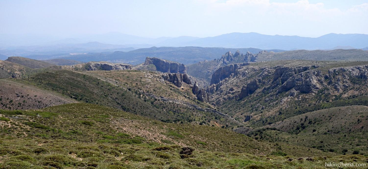 La Sierra del Moncayo