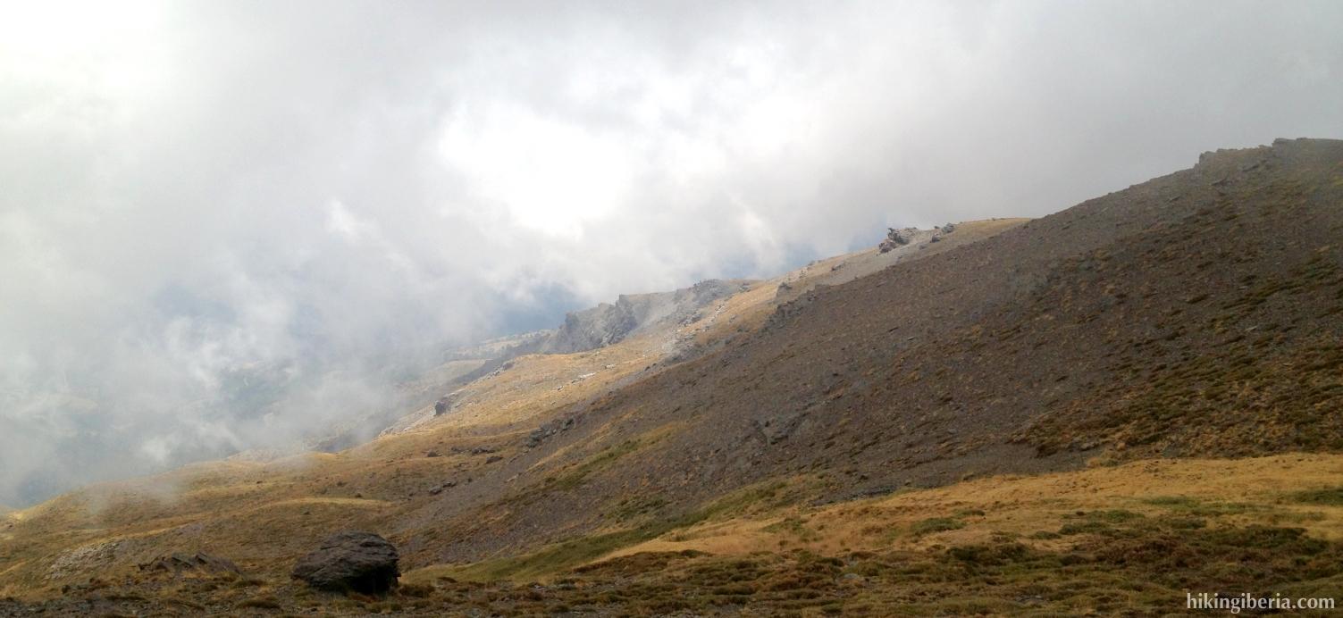 View from the Alto del Chorrillo