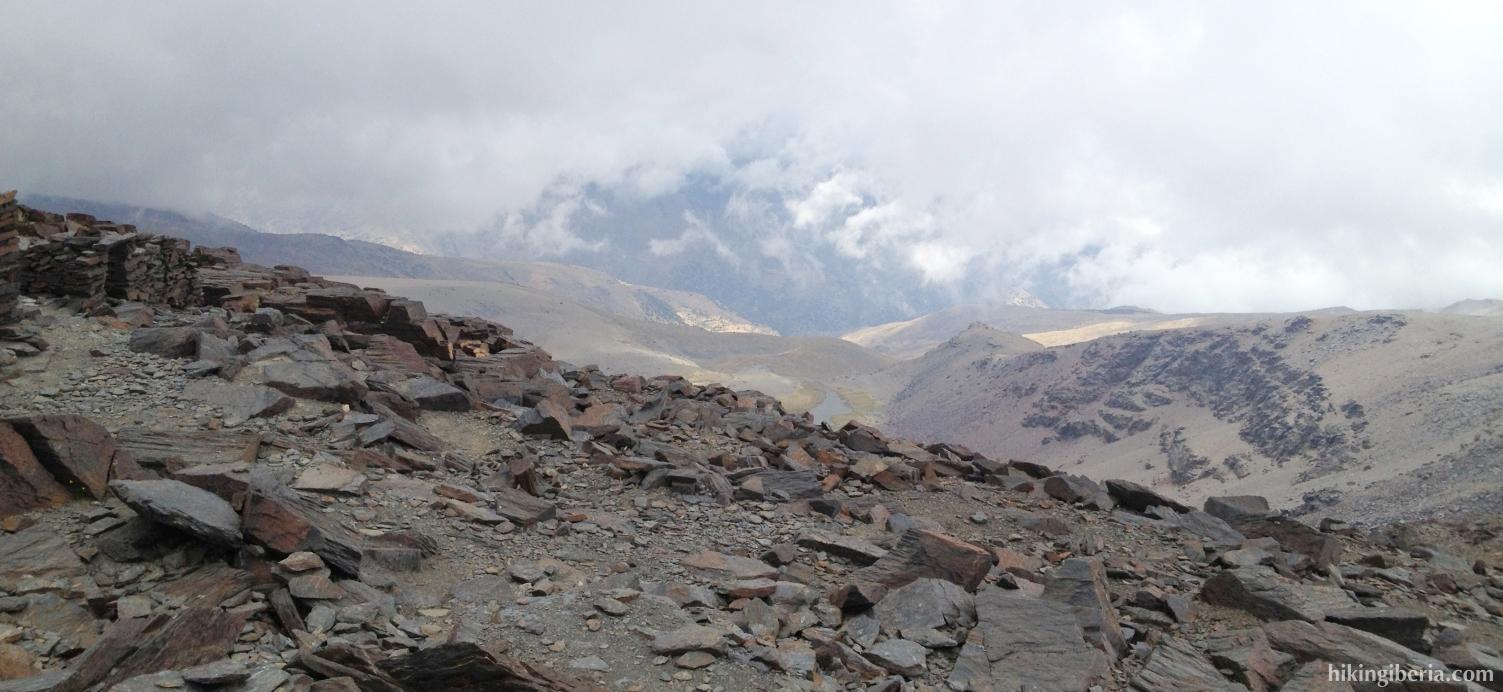 Vista desde el Mulhacén