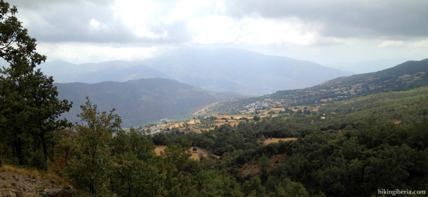 Vista desde la carretera a Loma de los Cotos