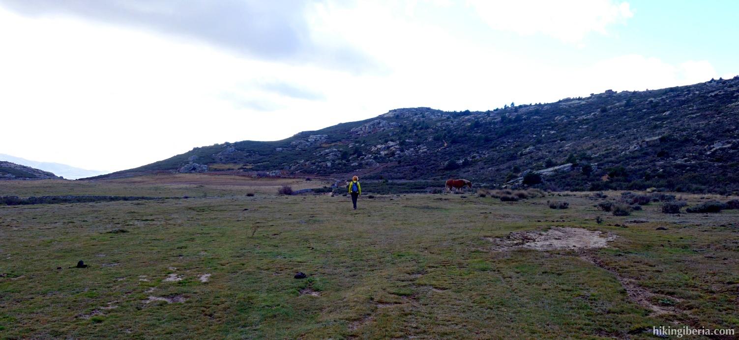 Camino por el Badén