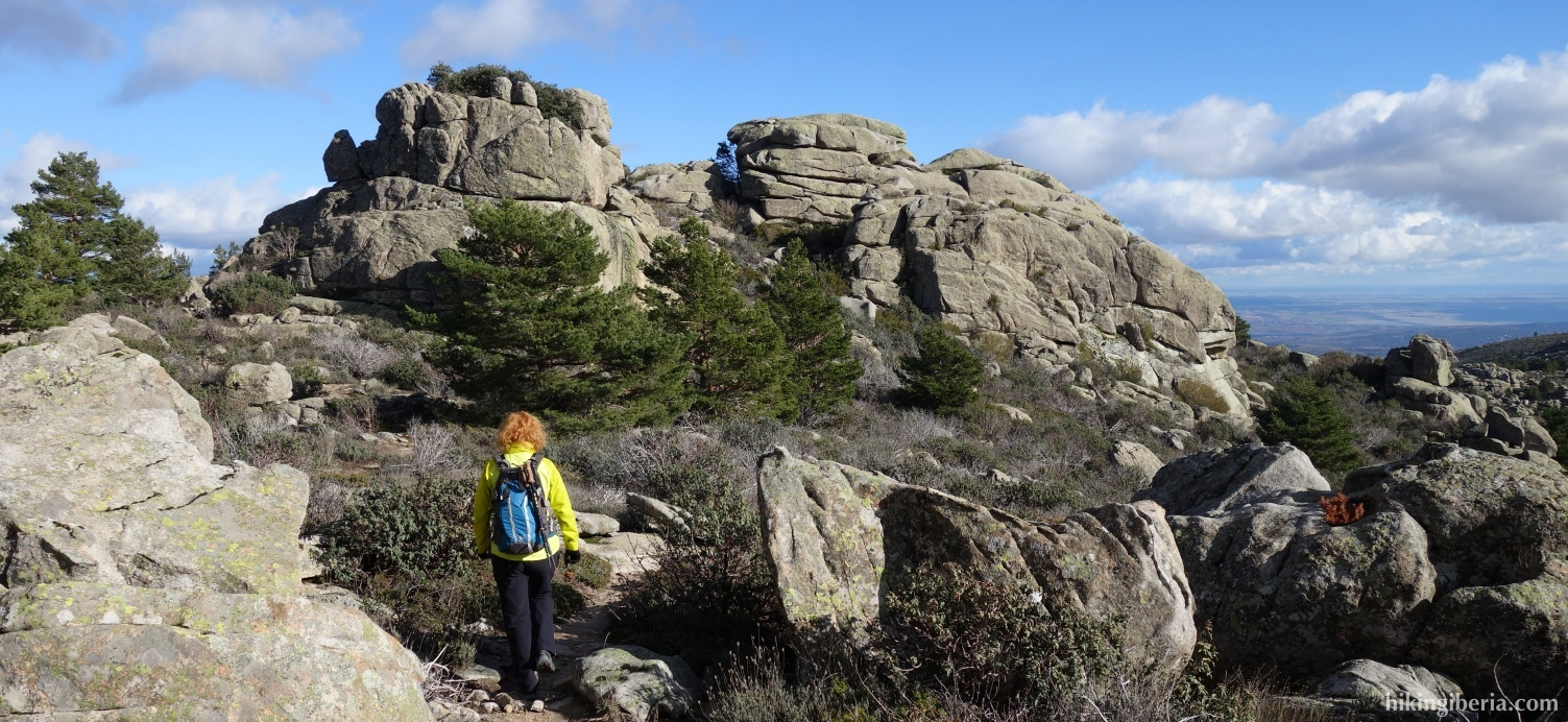 Path to the Portachuelo