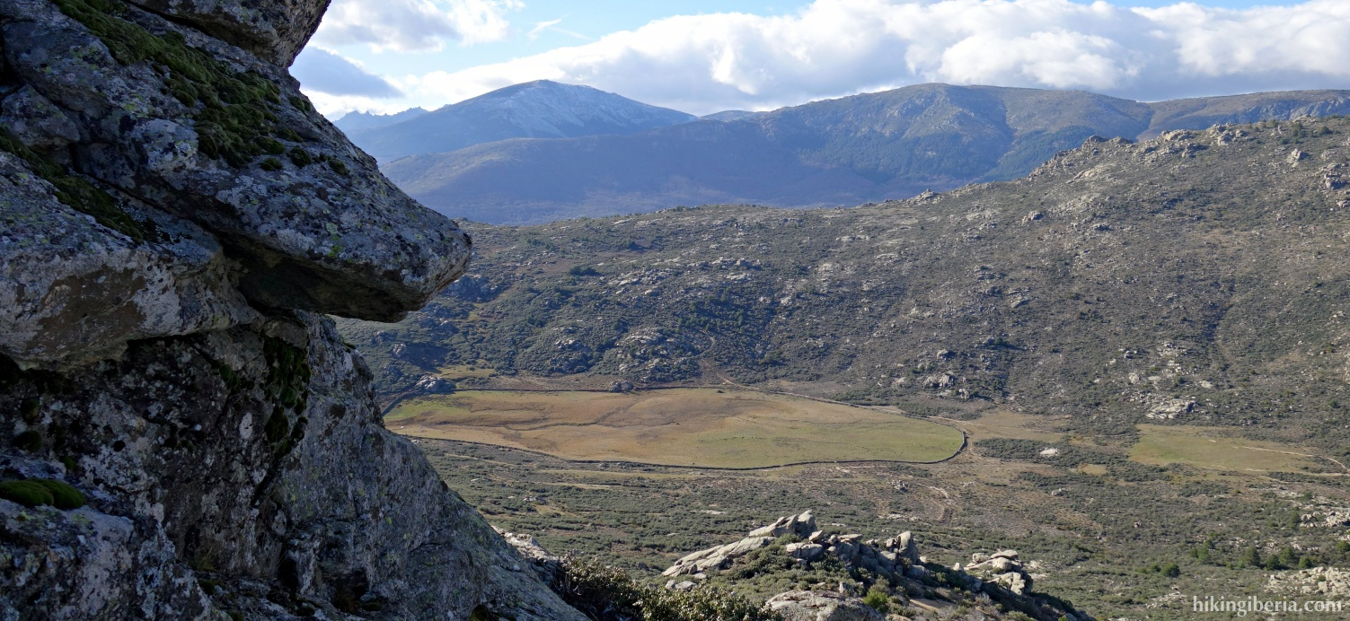 View from the Pico Pendón