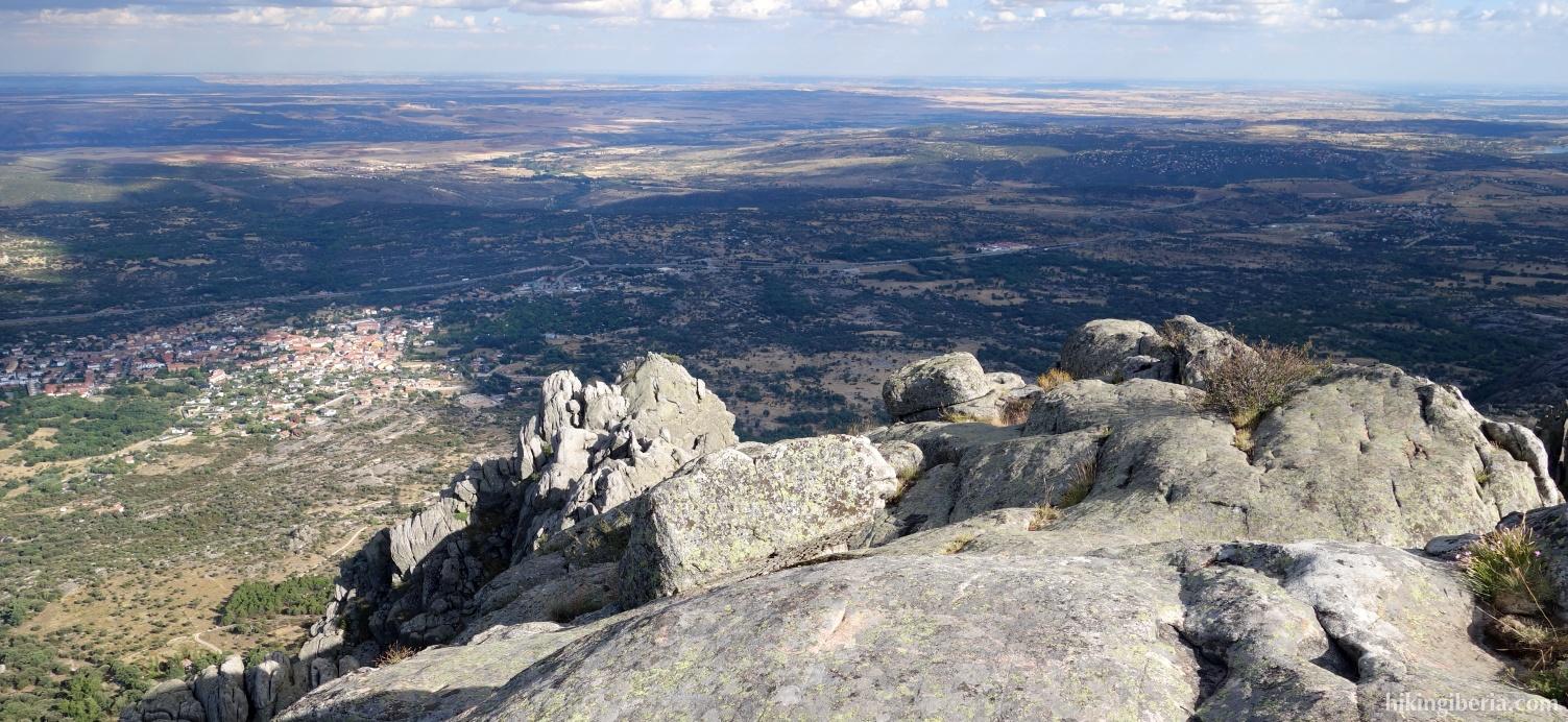 Vista desde el Cancho Gordo