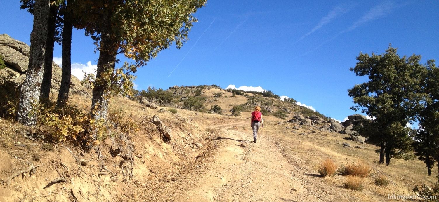 Climb to the Cachiporrilla