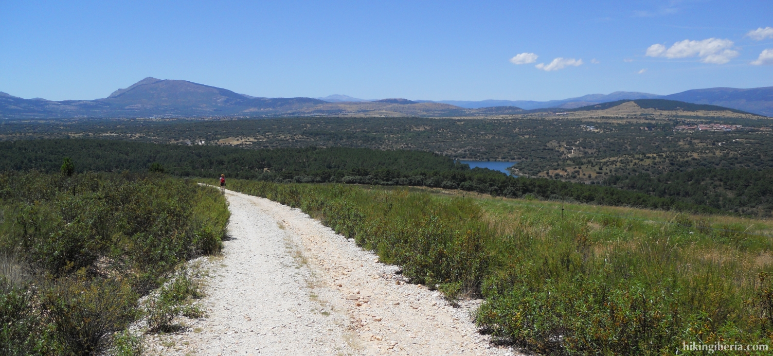 Het open veld van Casasola