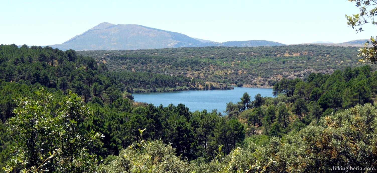 Reservoir of el Villar