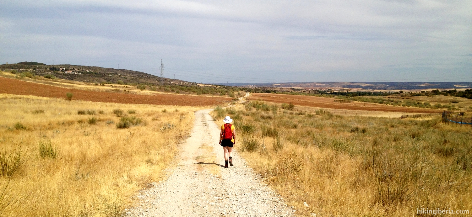 Pad vanaf Redueña
