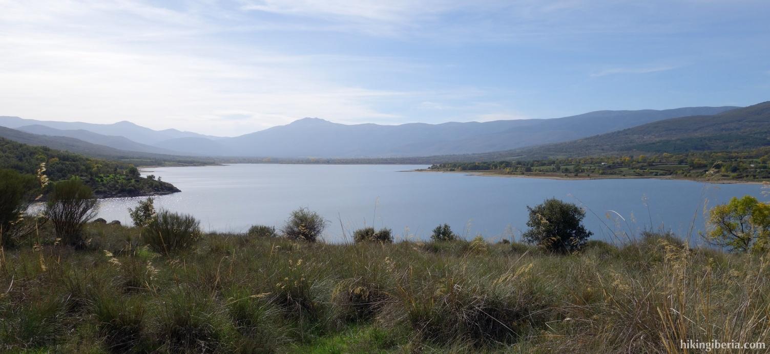 Stuwmeer van Pinilla