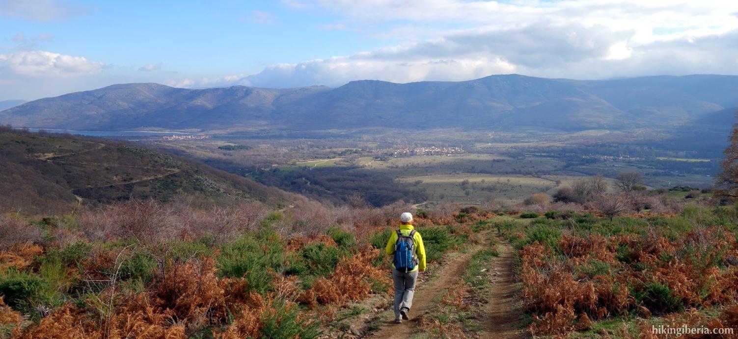 Camino a Alameda del Valle