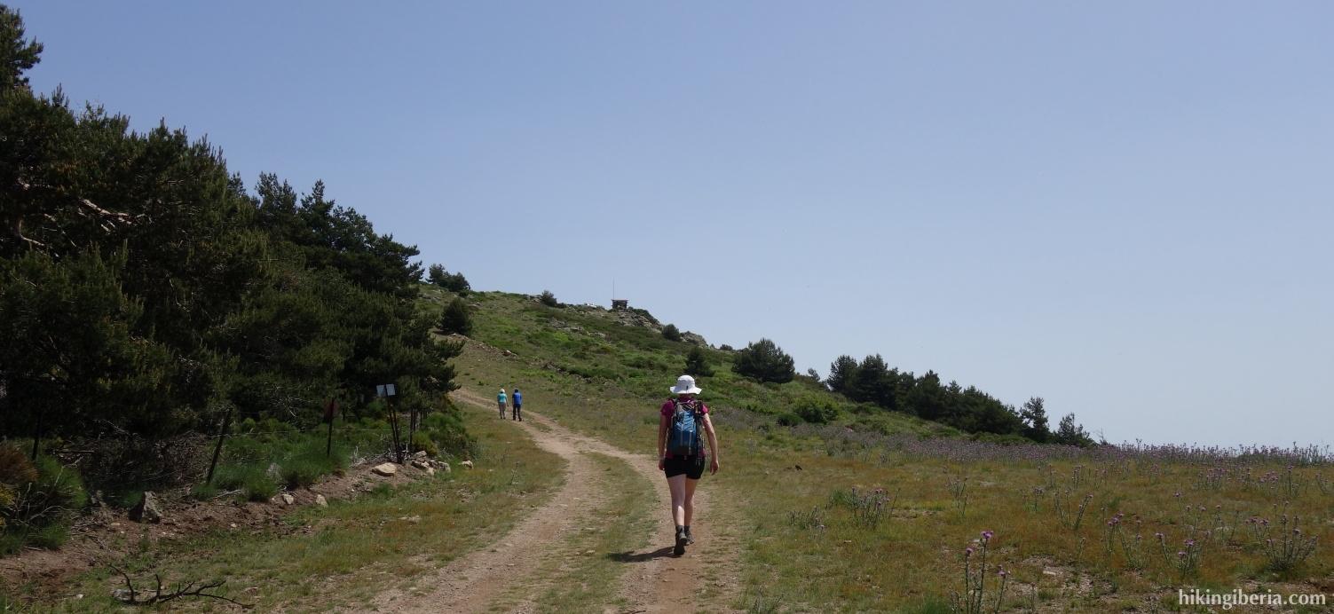 Trail near Cabeza la Braña