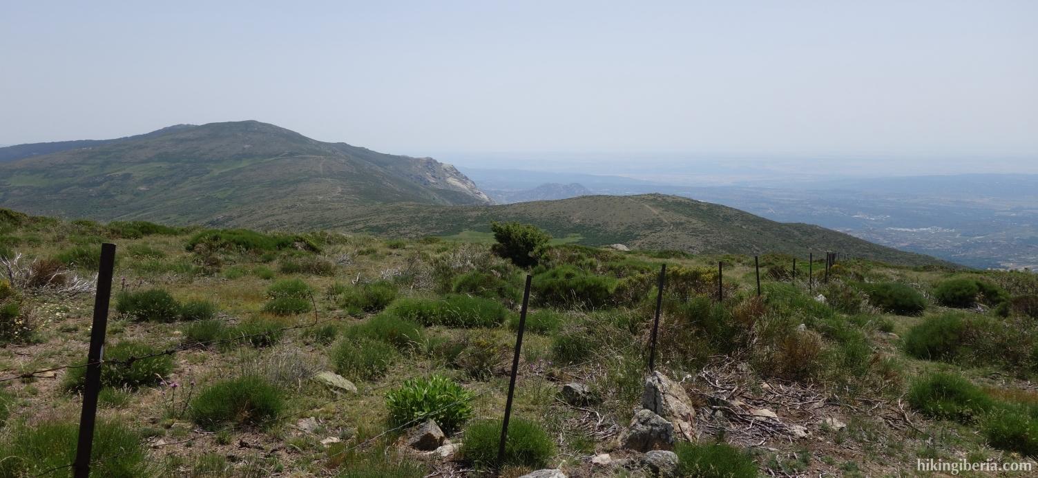 In der Nähe von Cabeza la Braña