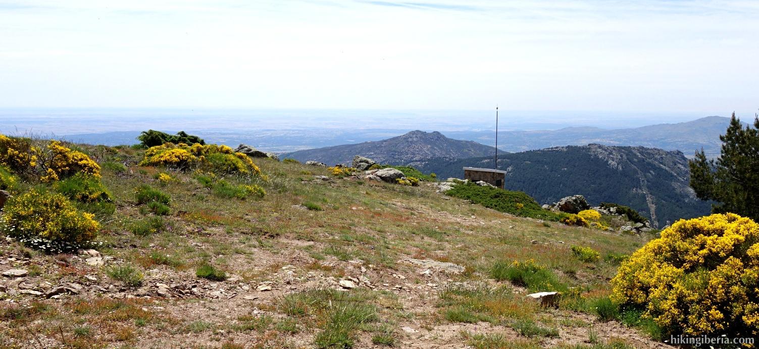 Near the Cabeza de la Braña