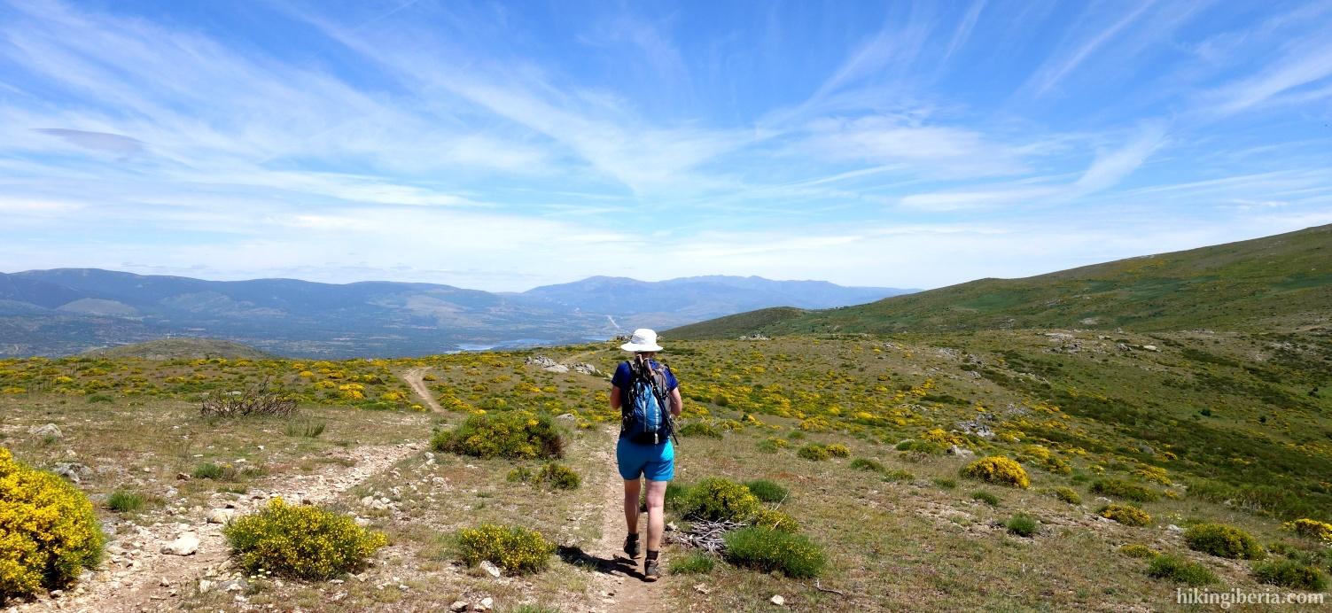 Trail to Mondalindo