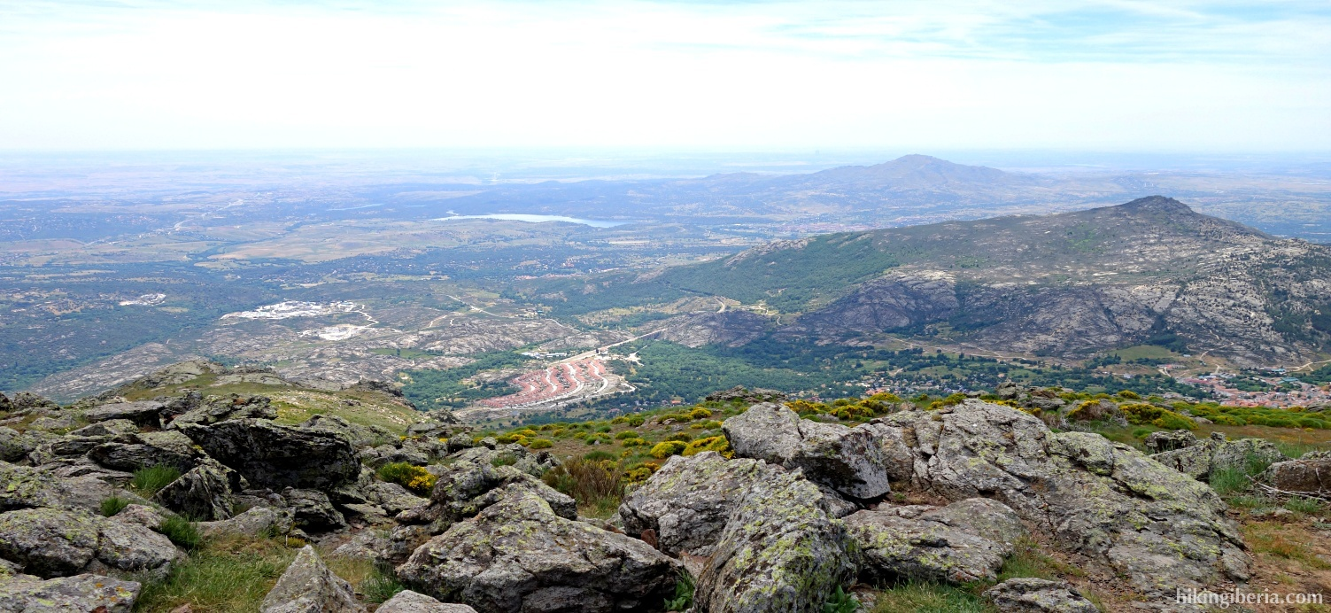 Uitzicht vanaf Mondalindo