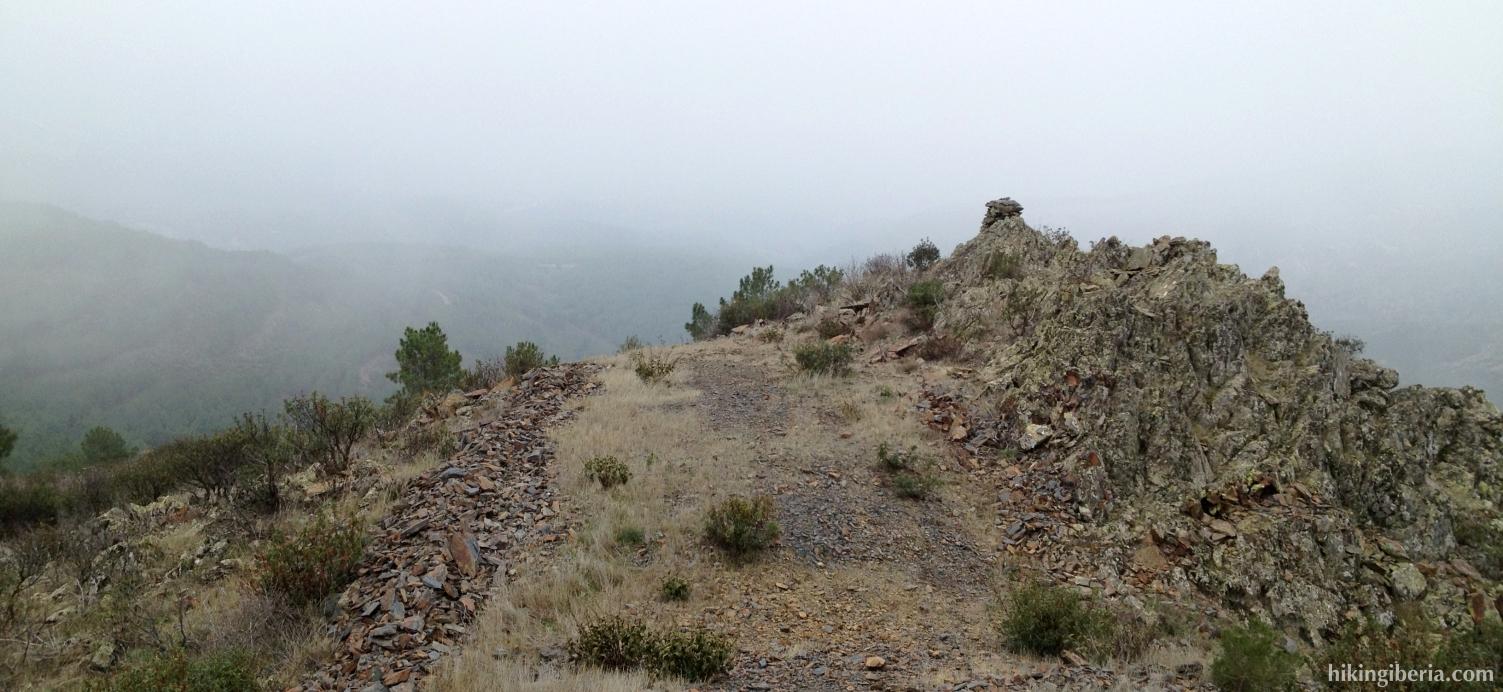 Pasado el Pico Somosierra
