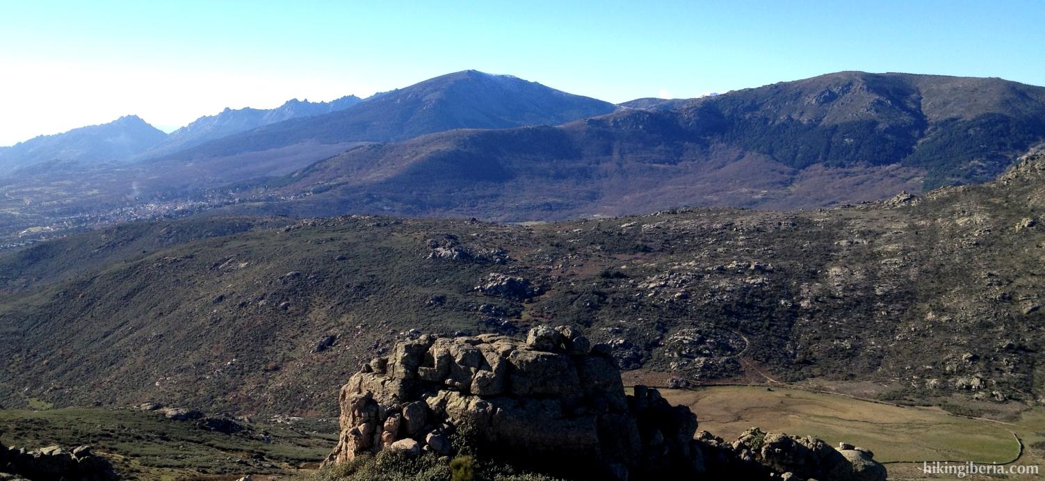 Vista desde el Pico Pendón