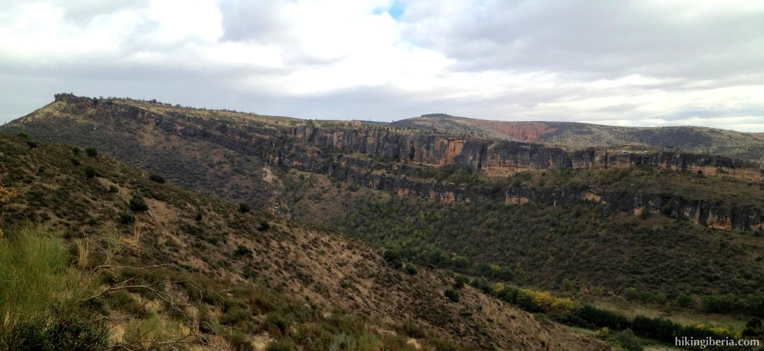 Ravine of Pontón de la Oliva