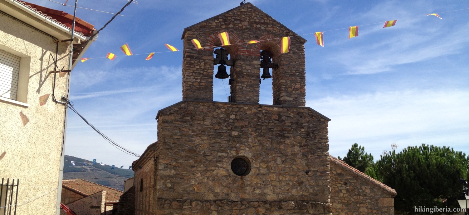 Church of La Acebeda