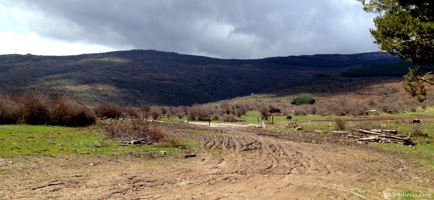 Puerto de El Cardoso