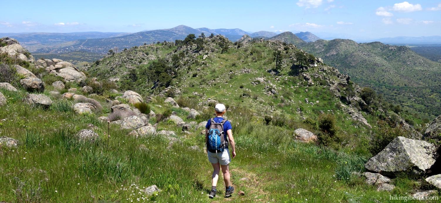 Descent from the Almenara