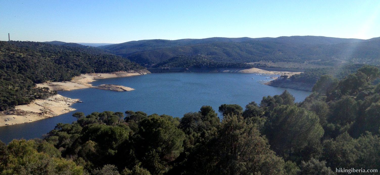 Reservoir of San Juan