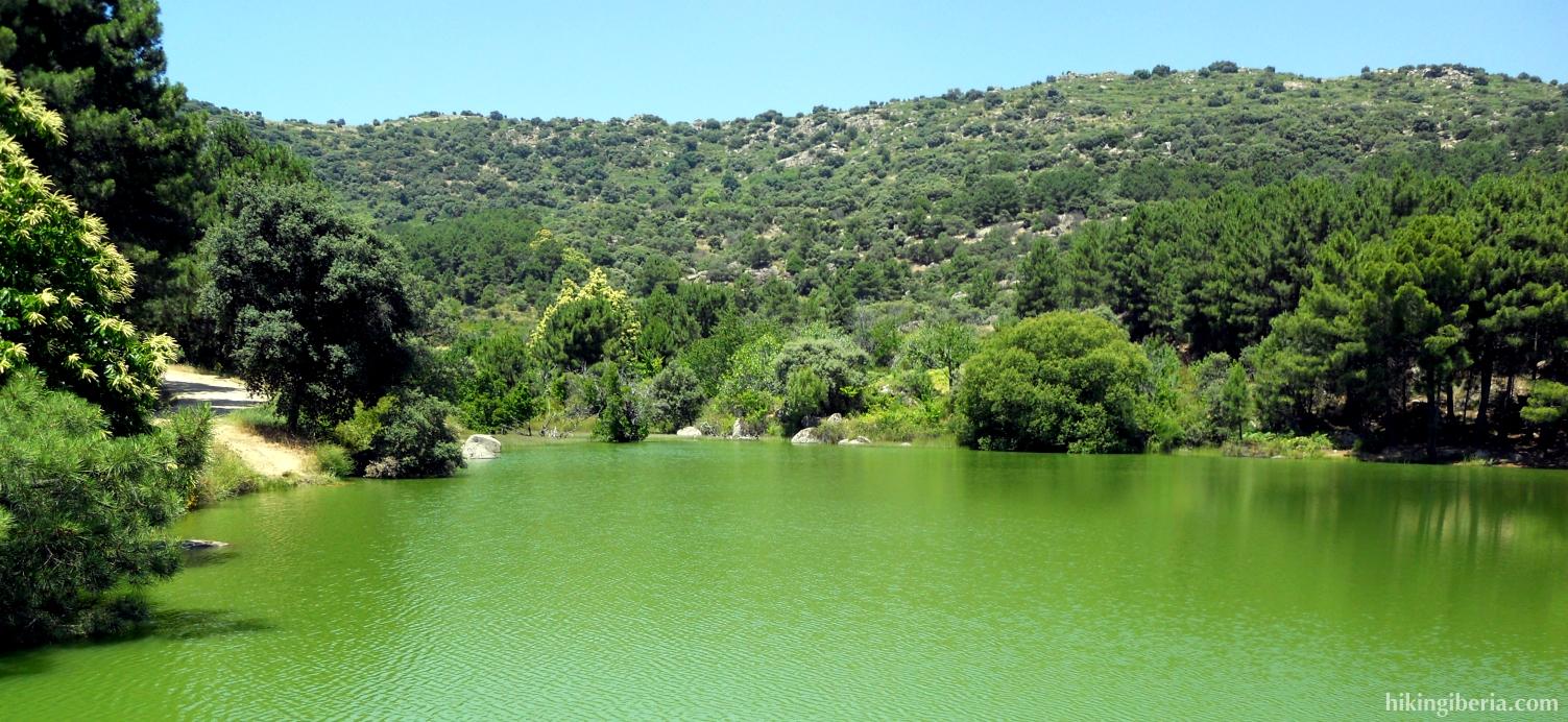 Embalse del Arroyo de Molinillo