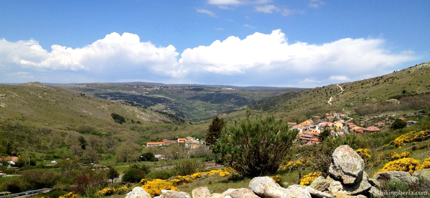 View on Robledondo