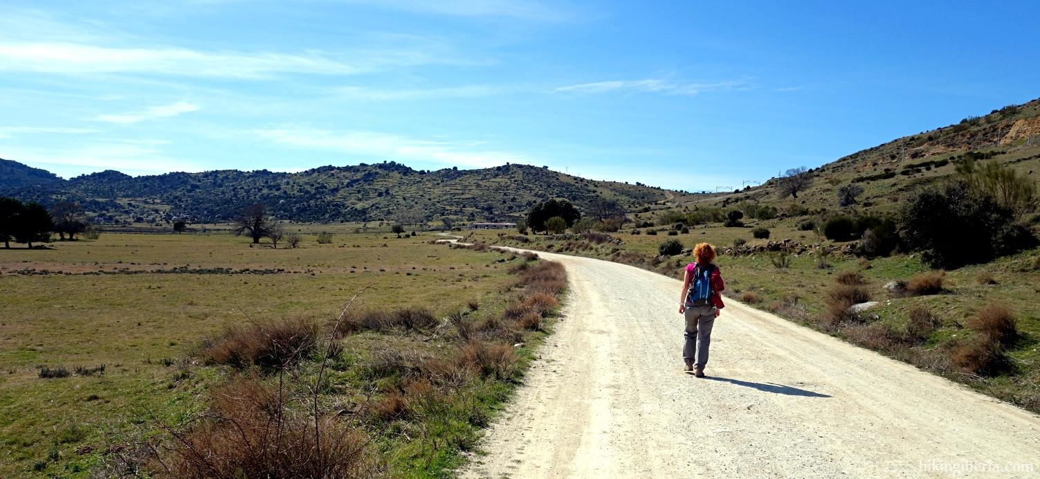 Trail via Hoya Lobera