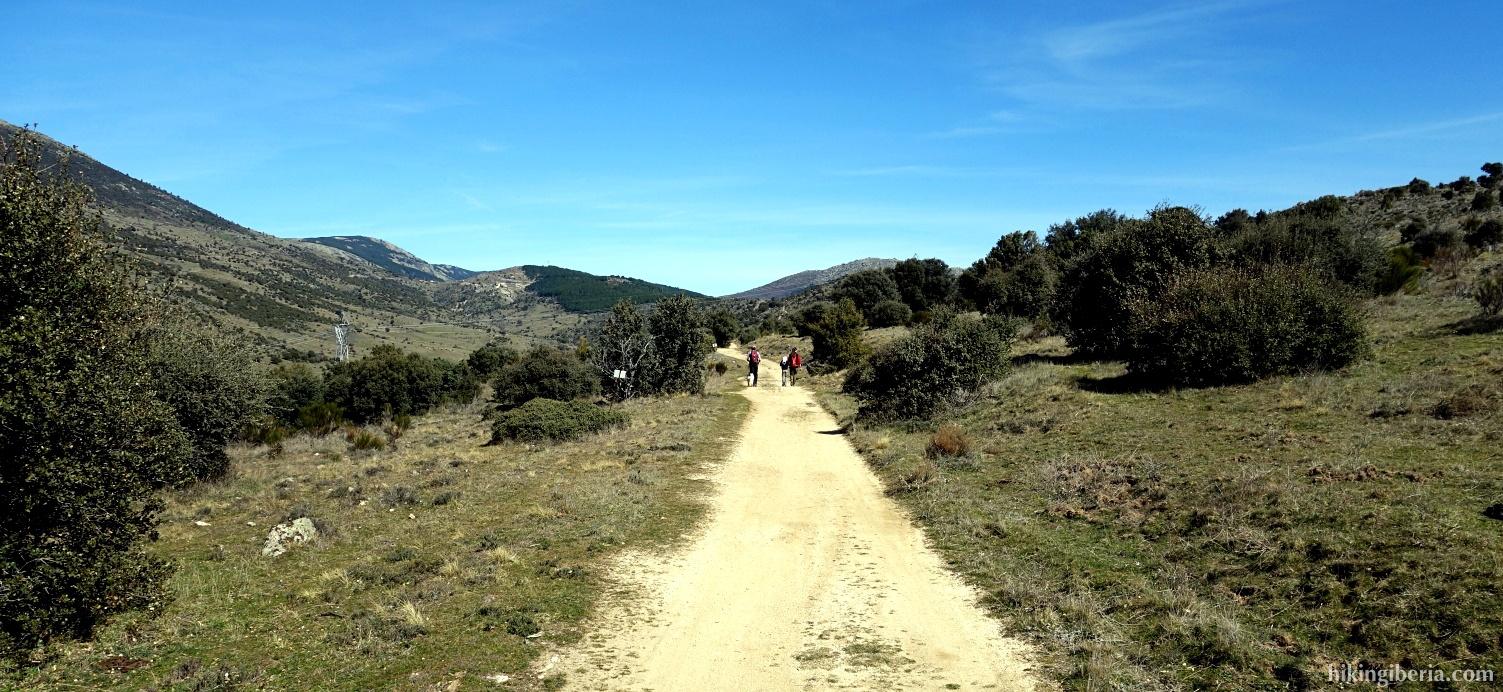 Trail via Prado de Robledillo