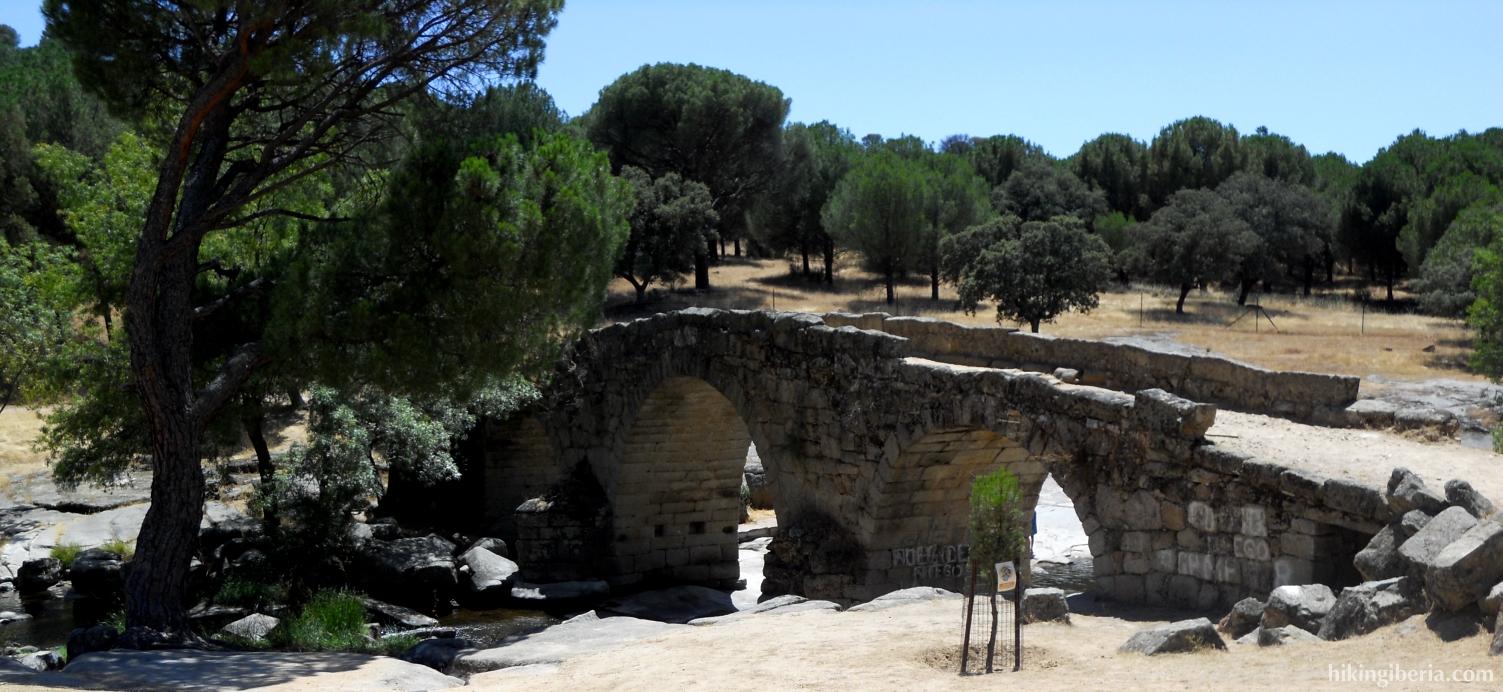 Puente romano de Valdemaqueda