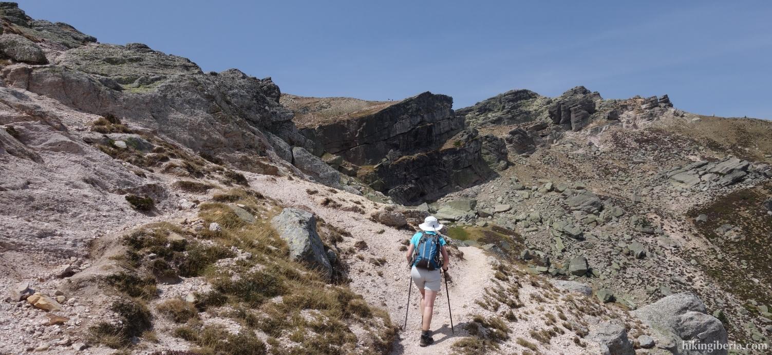 Klim naar de Pico Urbión