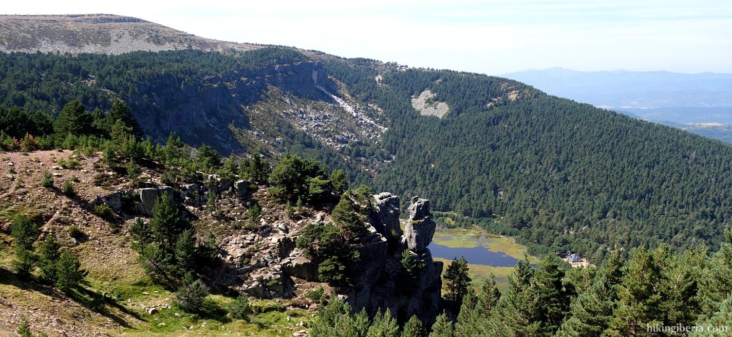 Laguna de la Cascada