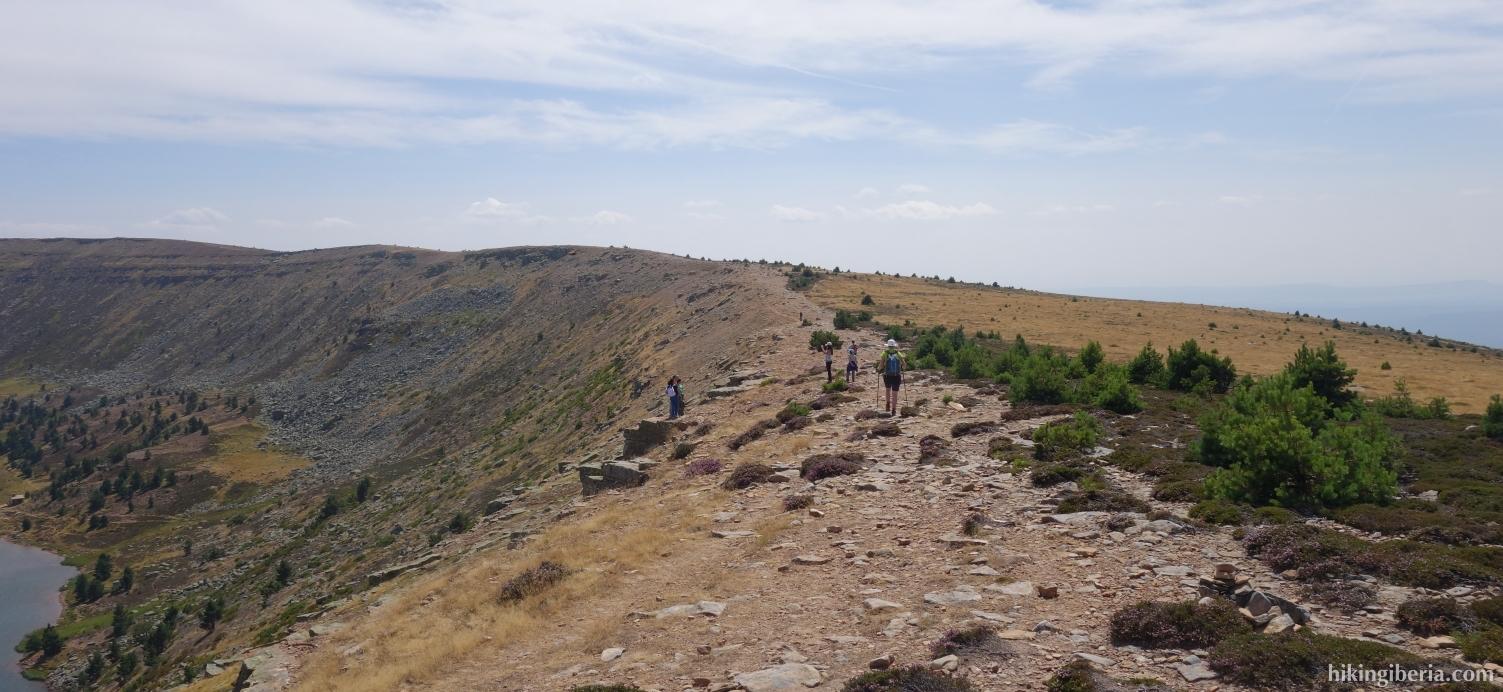 Pfad zur Campiña
