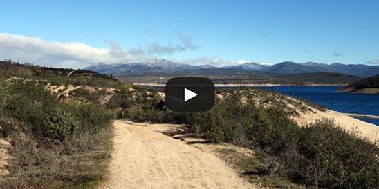Video Stuwmeer van El Atazar